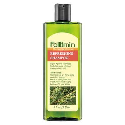 髮利明 茶樹加強抗菌洗髮精